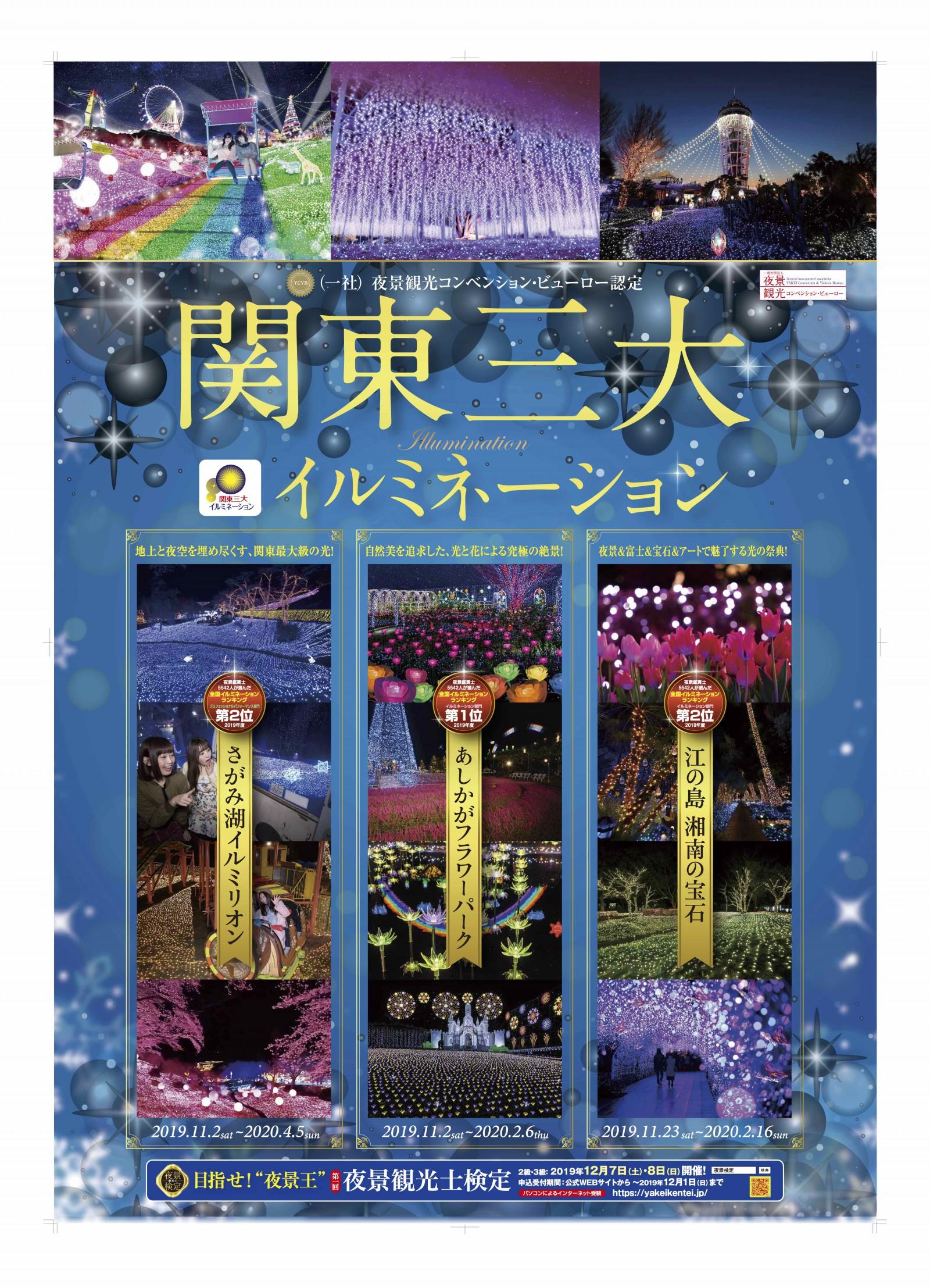 イルミネーション 2019 関東